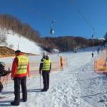 Ski staza Brzece